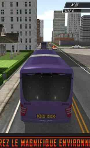 Pilote grande cité Bus Tourist 3