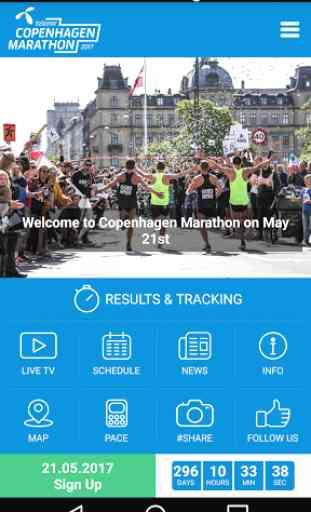 Telenor Copenhagen Marathon 1