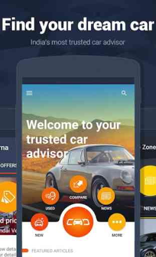 Cars India - Buy new, used car 1
