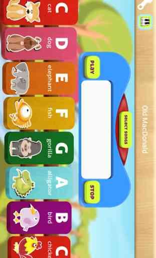Xylophone Lite (w/ Child Lock) 1