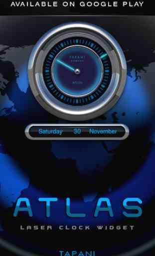 Atlas Poweramp skin 4