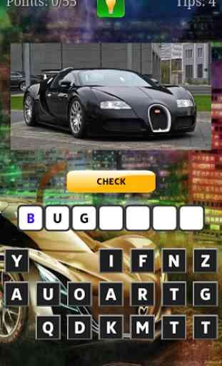 Cars Quiz 2