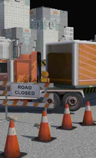 Truck Parking Simulation 2016 1