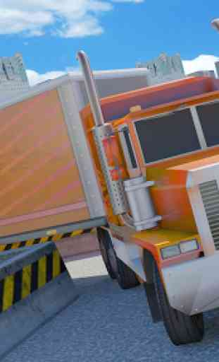 Truck Parking Simulation 2016 2