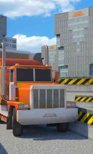 Truck Parking Simulation 2016 3