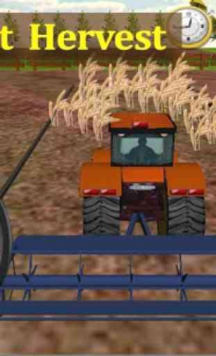 conducteur tracteur agricole 1
