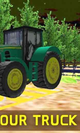 conducteur tracteur agricole 3