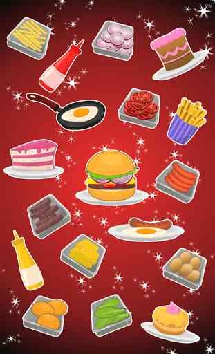 Cuisine - rapide restaurant 2