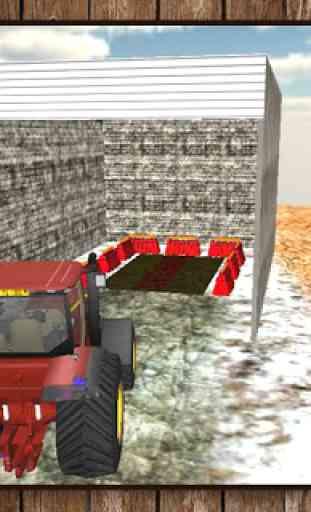 Entraînement Tracteur 2