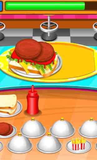 Restaurant de sandwiches 1