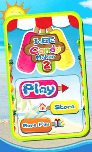 Ice Candy Maker - Kids 1
