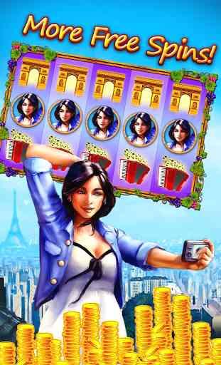 Night in Paris Slot Machines 2