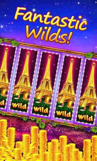 Night in Paris Slot Machines 3