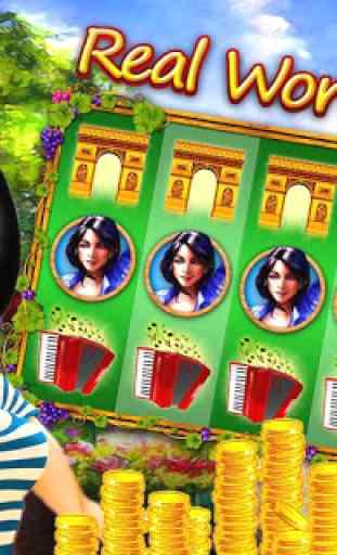 Night in Paris Slot Machines 4