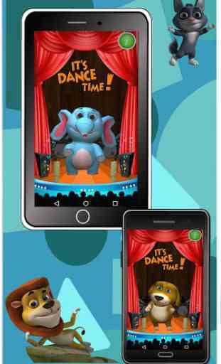 Animal Dance for Kids 1