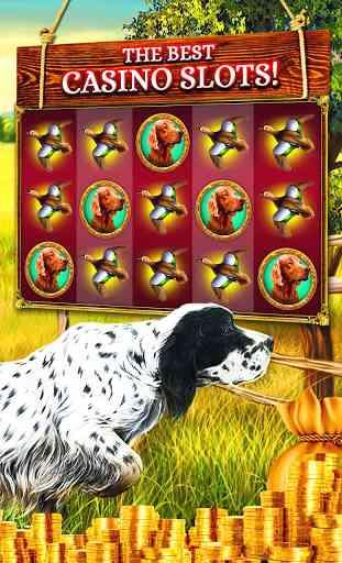 Hunter's Friends Slot Machines 1