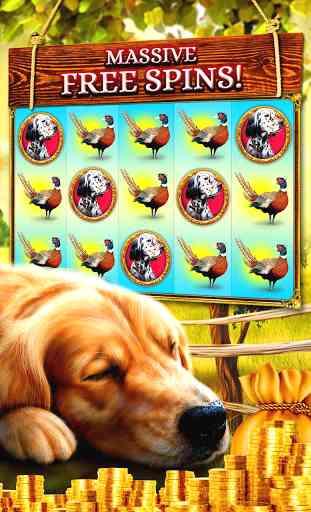 Hunter's Friends Slot Machines 2