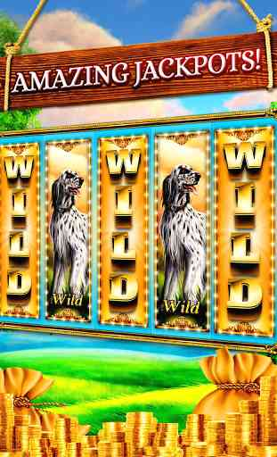 Hunter's Friends Slot Machines 3