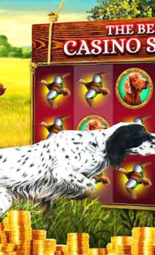 Hunter's Friends Slot Machines 4