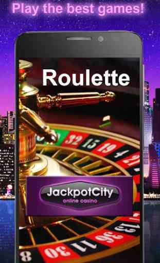 Jackpot City Casino Mobile App 1