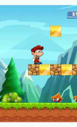 Super Jungle Adventure World 1