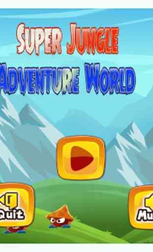 Super Jungle Adventure World 3