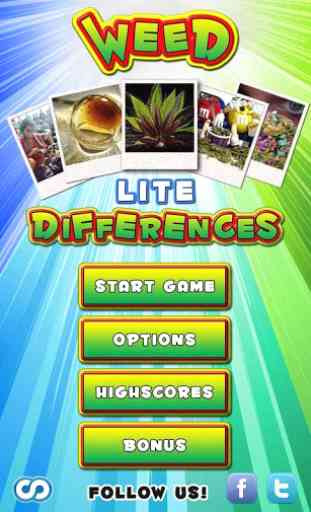 Weed Differences Lite 1