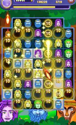 dieux de la Grèce 3