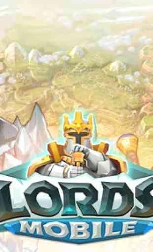 Guide non officiel lord Mobile 3