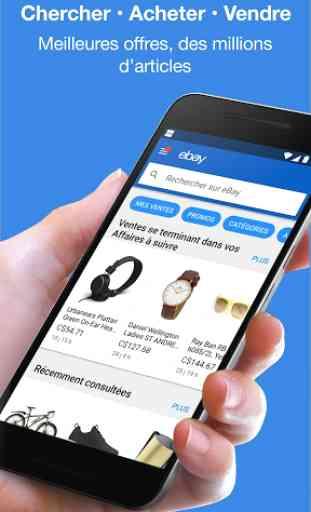 eBay - Achat, vente, enchères 1