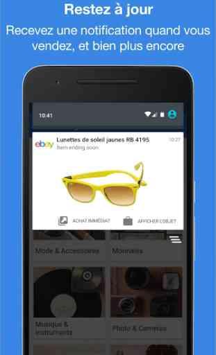 eBay - Achat, vente, enchères 3