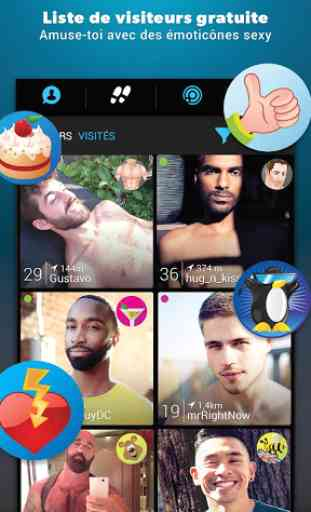ROMEO - chat et rencontres gay 3
