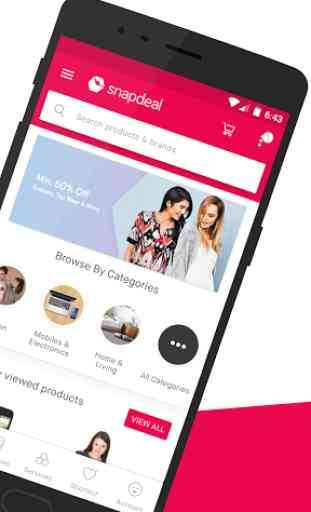 Snapdeal: Online Shopping App 2