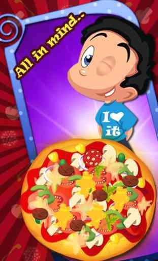 Pizzaiolo – jeu de cuisine 3