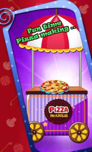 Pizzaiolo – jeu de cuisine 4
