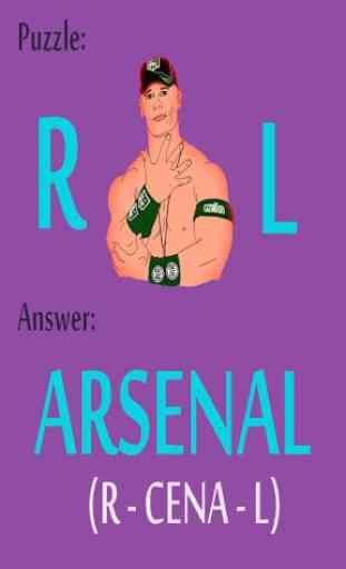 REBUS What's The Football Club 2