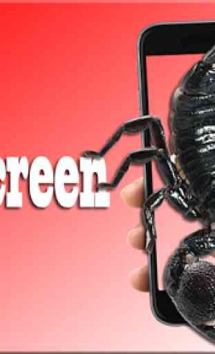 scorpion main l'écran photo 2