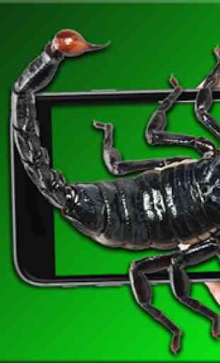 scorpion main l'écran photo 3