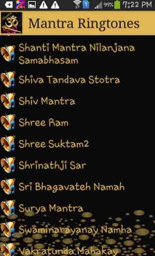 Mantra Ringtones 4