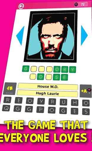 Personnages de Séries TV Quiz 1