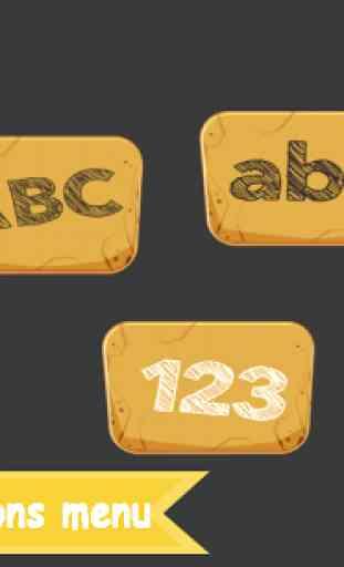 Handwriting - Writing ABC 123 1