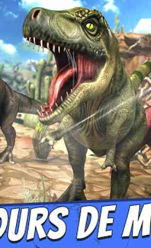 Jurassic Run - Jeu Dinosaures 1