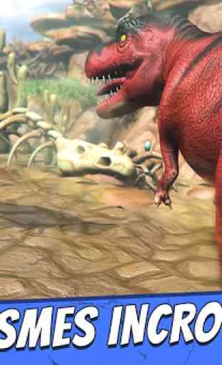 Jurassic Run - Jeu Dinosaures 2