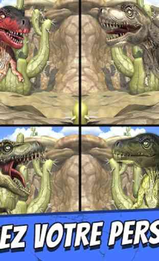 Jurassic Run - Jeu Dinosaures 3