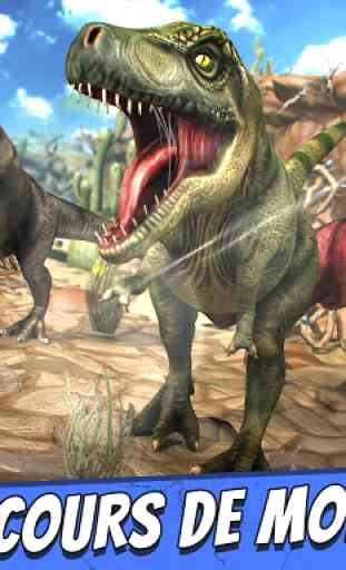 Jurassic Run - Jeu Dinosaures 4