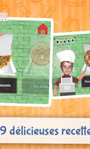 My Little Cook - Pizzas 2