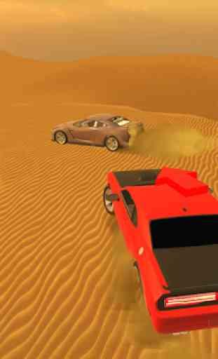 OffRoad dubai désert voitur 4