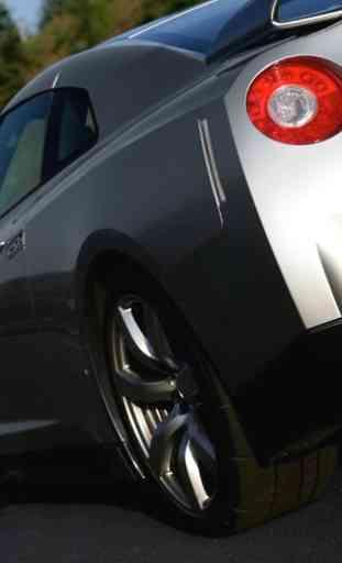 Puzzles Nissan GT R 3