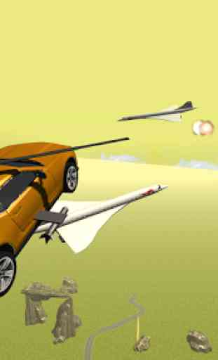 Flying Muscle Helicopter Car 3