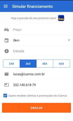 iCarros – Comprar Carros 3